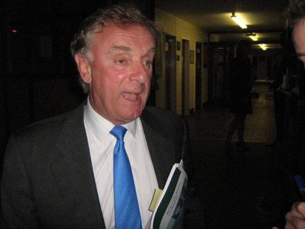 Richard Ottaway, MP for Croydon South