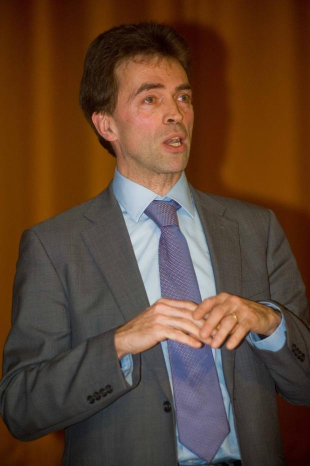 MP Tom Brake glad to keep Croydon out of his constituency