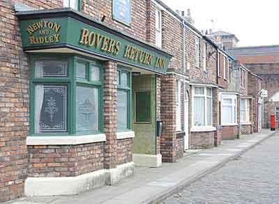 Croydon Guardian: Coronation Street is moving to Trafford