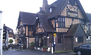 Pubspy: The Stoneleigh, Stoneleigh