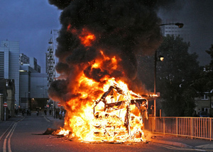 Croydon Guardian: Croydon Burns story pic