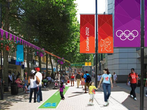 Croydon Council given £50,000 to get in Olympic spirit