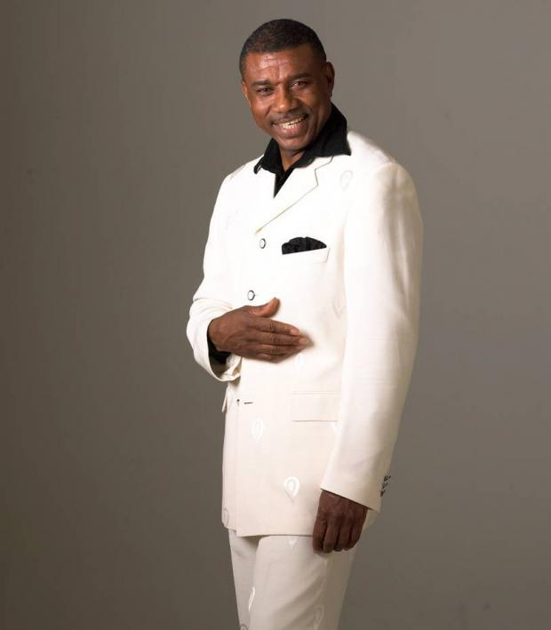 Roy G Hemmings brings Motown to the Fairfield Halls