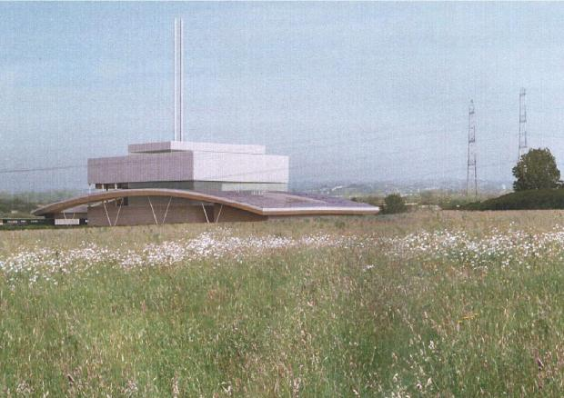 Controversial Beddington incinerator plans unveiled