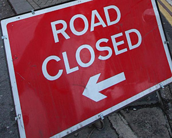 Burst water main causing travel disruption in Croydon