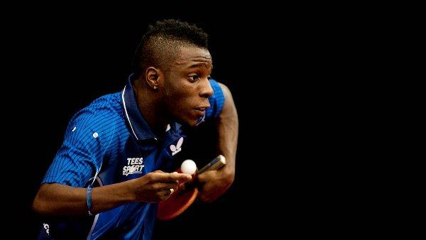 In focus: Darius Knight in action at the English National Championships. Courtesy Steve Parkin Photography