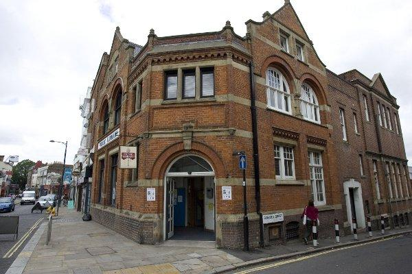 Croydon Council presents public with four options on the future of Upper Norwood library