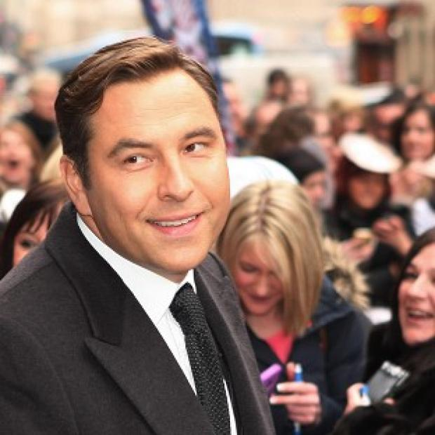 David Walliams likes to tease Simon Cowell