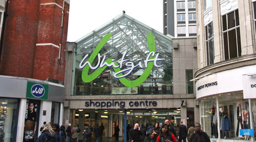 Hammerson has secured the rights to redevelop Croydon's Whitgift Centre