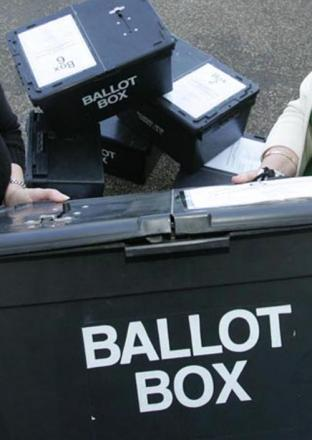 Croydon North residents take to the polls