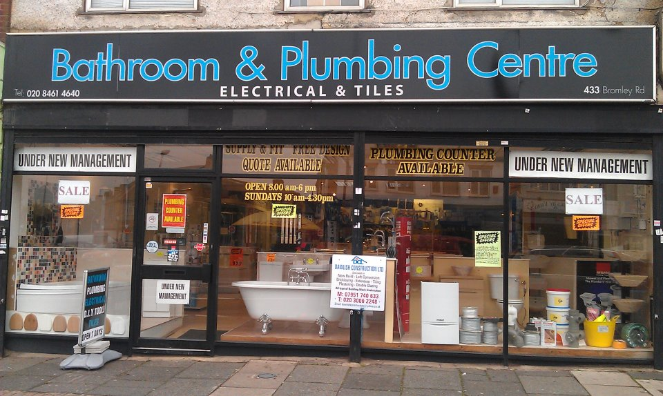 Bathroom & Plumbing Centre LTD