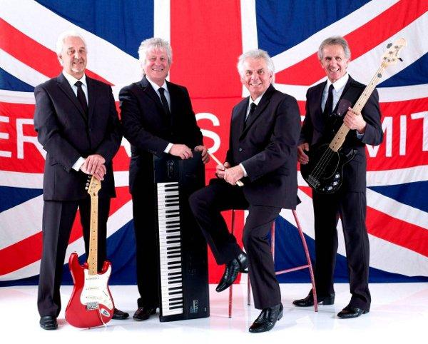 Herman's Hermits will perform at the Harlequin Theatre