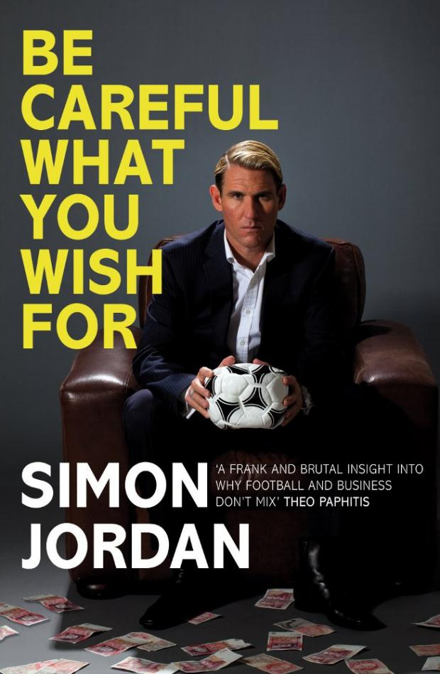 Speaking his mind: Simon's Jordan's autobiography