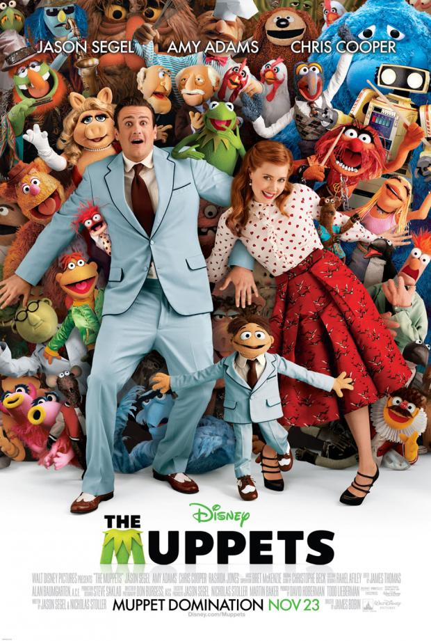 DVD of the week: The Muppets