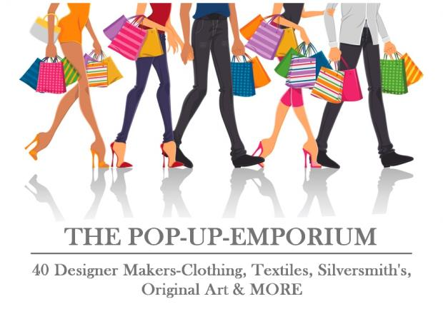 Snap up fashion at the Pop Up Emporium
