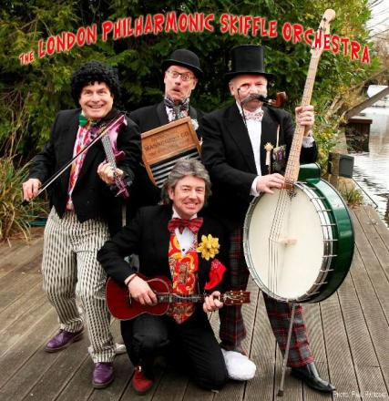 'Eccentric' skiffle orchestra to perform in Wimbledon