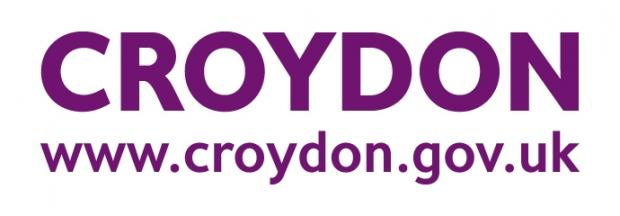 Croydon Council is promoted the new campaign