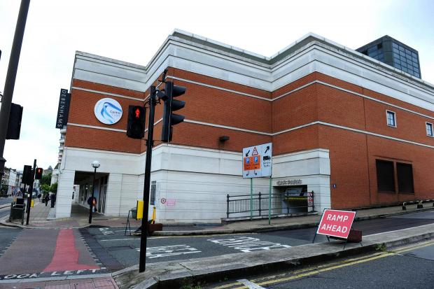 Centre Court shopping centre's car park, owned by Merton Council, could become a new primary school