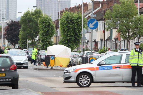Croydon road death cyclist named as train driver