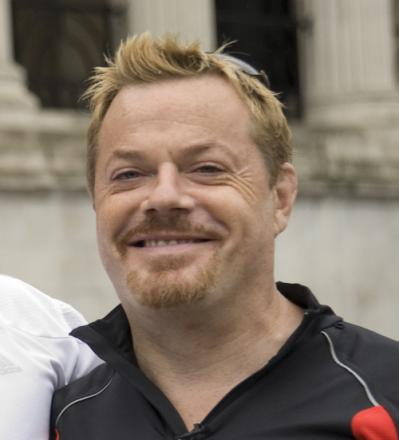 Eddie Izzard has supported Crystal Palace since the 1960s
