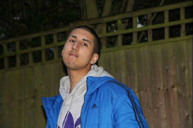 Umar Tufail was shot outside his South Norwood home