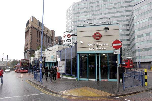 Police called to stabbing at West Croydon bus station