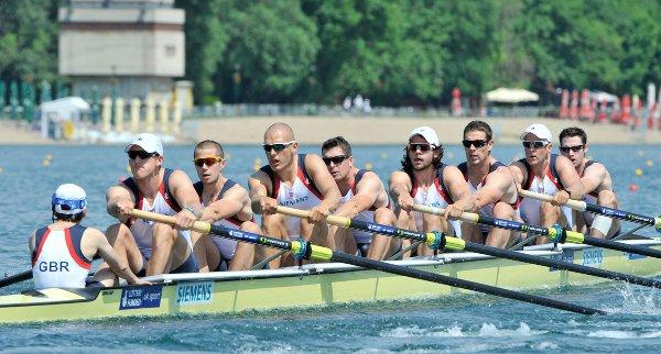 Super cox Phelan Hill bags bronze medal with Men's Eight