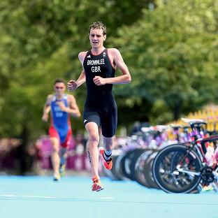 Alistair Brownlee won the Olympic triathlon, while his brother Jonny secured bronze