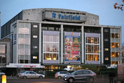 Croydon Council planned to take control of the running of Fairfield Halls