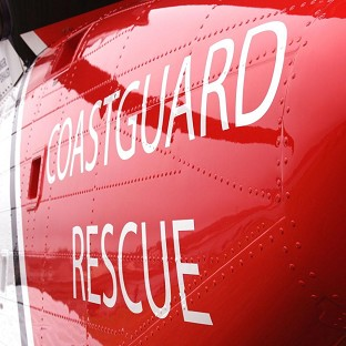 A major search was launched after a four-year-old boy