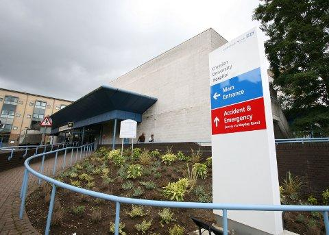 Croydon University Hospital could get £40m upgrade
