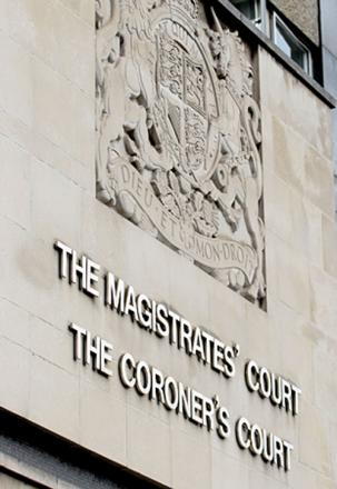 Croydon Coroner's Court is based within the magistrates' court