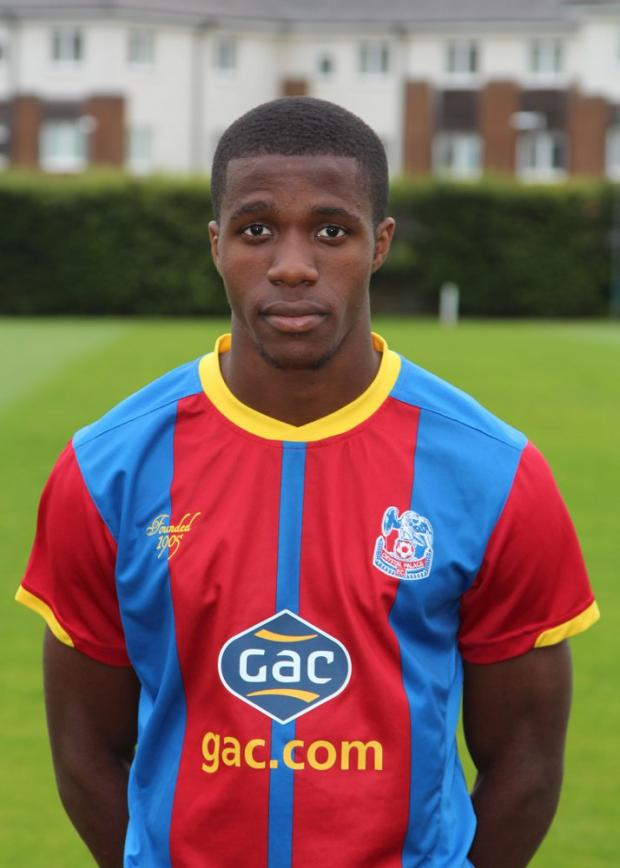Wilfried Zaha gets U-21 call