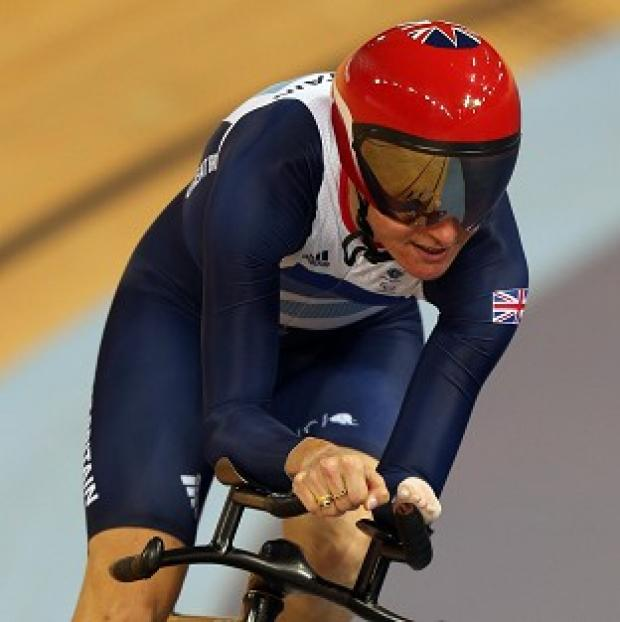 Sarah Storey will be in action on day one of the Paralympics