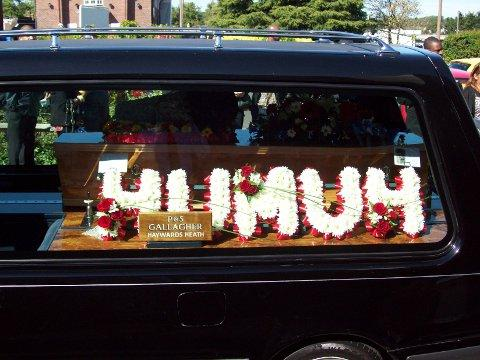 Funeral held for murdered rapper