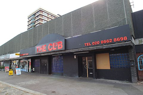 The Club in Croydon, closed due to gang links, could reopen