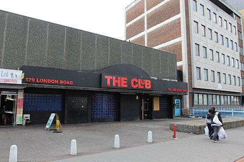 New club to open on site with violent past