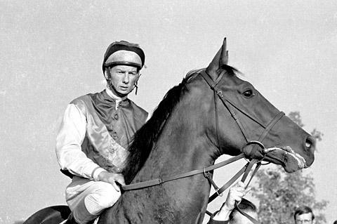 Croydon Guardian: Lester Piggott and Nijinsky