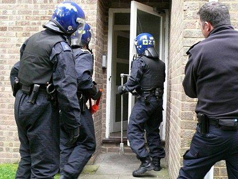 Police will be carrying out raids as part of Operation hawk
