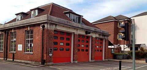 Purley Fire Station may get an extra fire engine