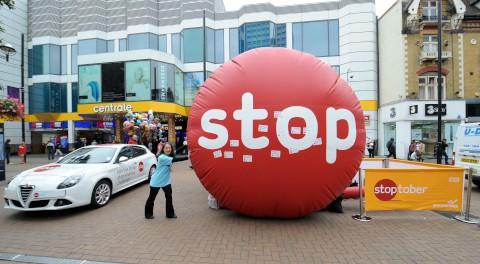 Smokers in Croydon are urged to quit in Stoptober