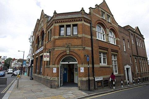 Upper Norwood Library plans to go before a special scrutiny committee on Friday