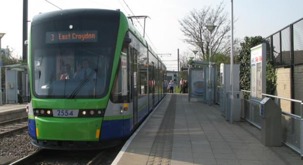 Trams will not run between Addiscombe and Elmers End or Beckenham Junction