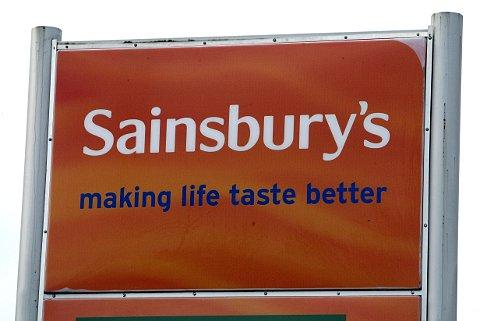 Shoppers are being encouraged to take part in Sainsbury's food appeal.
