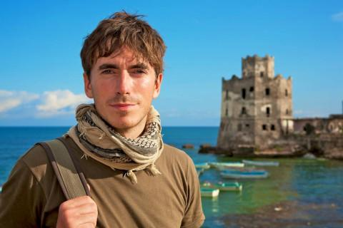 Conservationist: Simon Reeve will speak about wildlife and film-making