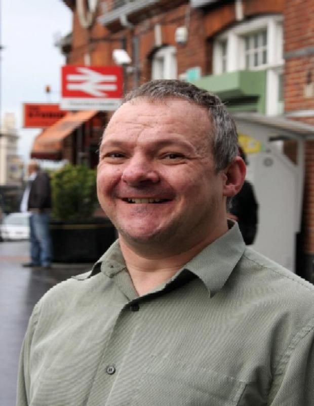 Andy Stranack is the Conservatives candidate for Croydon North