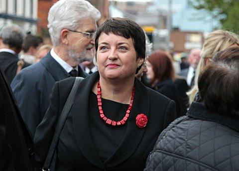 Lambeth and Southwark Assembly Member Val Shawcross