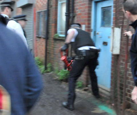 Cannabis factory discovered in Selhurst