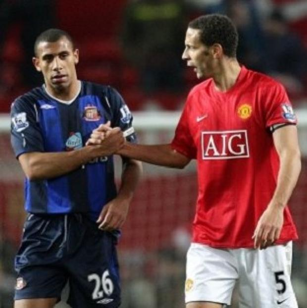 Croydon Guardian: Anton Ferdinand, left, and Rio Ferdinand said they want to work with the Kick it Out campaign
