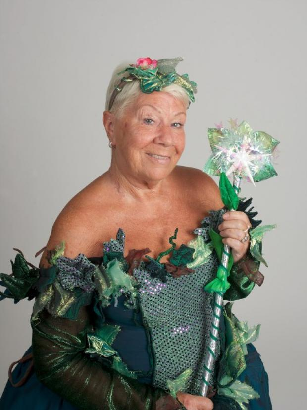 Laila Morse starred in last Christmas' pantomime at Fairfield Halls